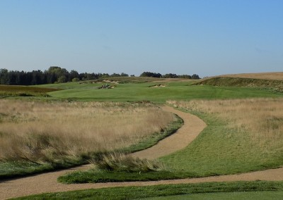 Erin Hills Golf Course Hole 1 Tee