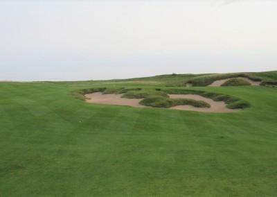 Erin Hills Golf Course Hole 11 Approach