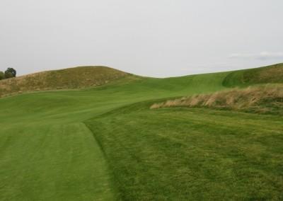 Erin Hills Golf Course Hole 12 Fairway View
