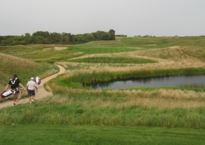 Erin Hills Golf Course Hole 13 Par 3