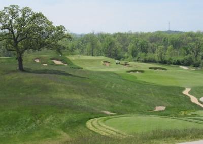 Erin Hills Golf Course Hole 15 Tee