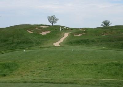 Erin Hills Golf Course Hole 16 Tee