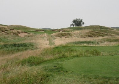 Erin Hills Golf Course Hole 16 Tee Shot