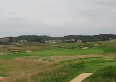 Erin Hills Golf Course Hole 18 Tee