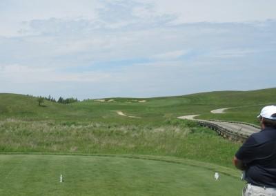 Erin Hills Golf Course Hole 2 Tee