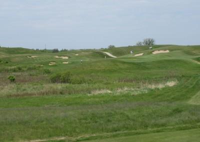 Erin Hills Golf Course Hole 4 Back Tee