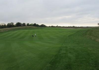 Erin Hills Golf Course Hole 5 Fairway
