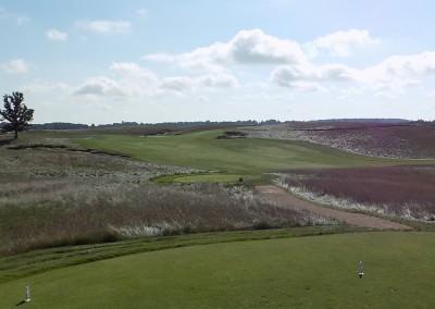 Erin Hills Golf Course Hole 5 Tee