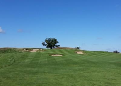 Erin Hills Golf Course Hole 7 Approach