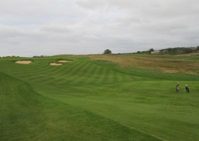 Erin Hills Golf Course Hole 8 Approach Rachel