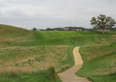 Erin Hills Golf Course Hole 8 Tee Box