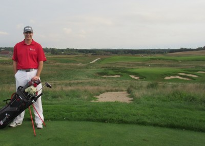 Erin Hills Golf Course Hole 9 WGT