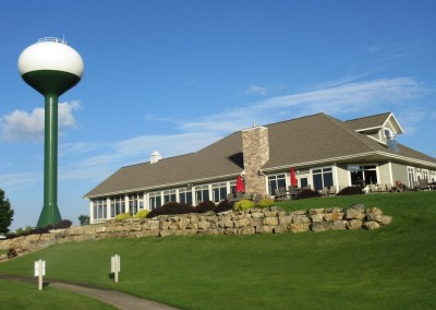 Baraboo Country Club Clubhouse