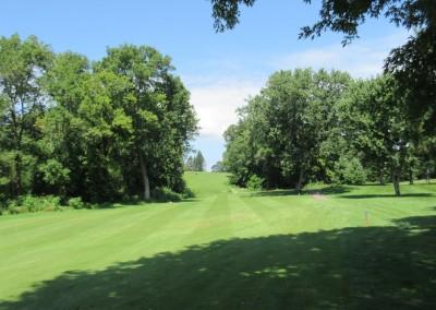 Baraboo Country Club Hole 8