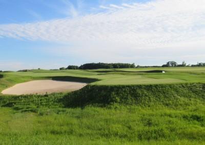 Blackwolf Run Meadow Valleys Course Hole 16 Green