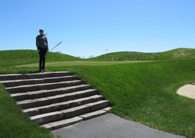Blackwolf Run Meadow Valleys Spring Hole 11 Stairs