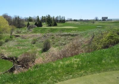 Blackwolf Run Meadow Valleys Spring Hole 15 Tee