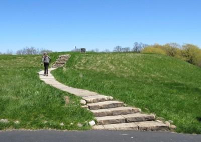 Blackwolf Run Meadow Valleys Spring Hole 16 Stairs To Tee