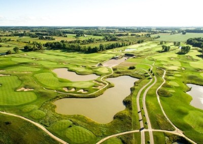 Creeks at Ivy Acres Aerial