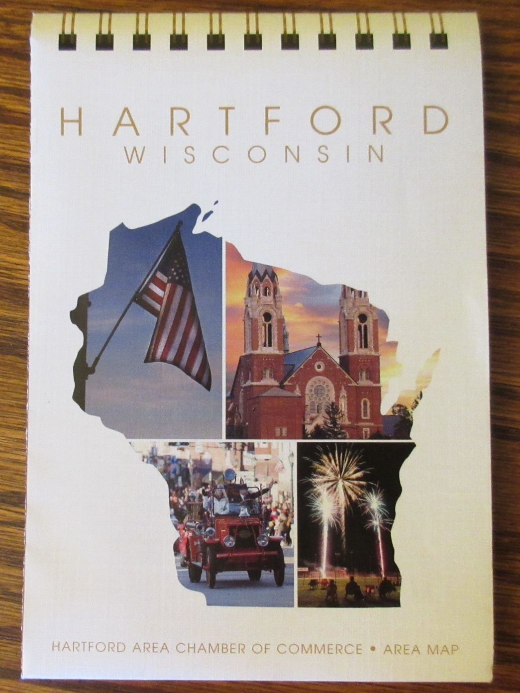 Hartford Map cover