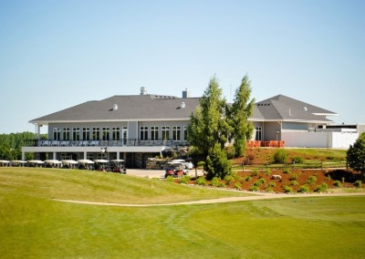 Whispering Springs Golf Course Clubhouse