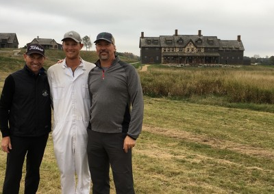 EHGE 2017 Erin Hills Hole 1 Guys