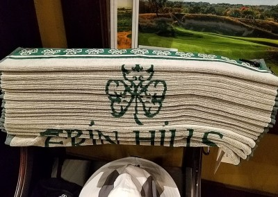 EHGE 2017 Erin Hills Pro Shop Towels