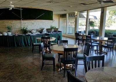 Fox Hills Resort Breakfast Area