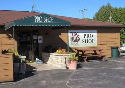 Fox Hills Resort Fox Creek Course Pro Shop