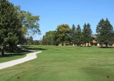 Fox Hills Resort Fox Creek Course Tee Shot