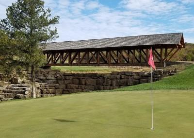 Buffalo Ridge Hole 14 Bridge