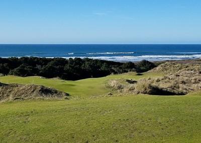 Bandon Preserve Hole 5 Ocean View