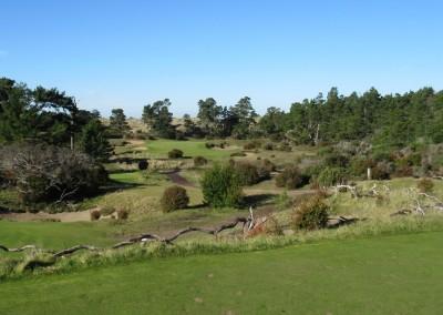 Bandon Trails Hole 17 Par 3 Back Tee