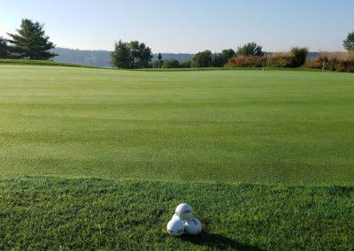 Geneva National Golf Resort Chipping Green Pyramid