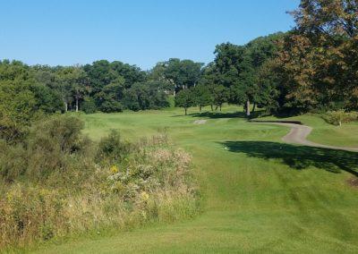 Geneva National Golf Resort Palmer Course Hole 1 Tee Shot