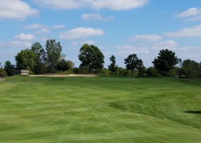 Geneva National Golf Resort Palmer Course Hole 10 Approach