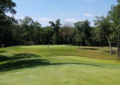 Geneva National Golf Resort Palmer Course Hole 12 Approach