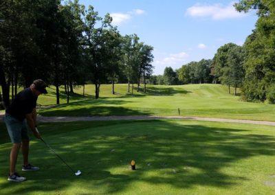 Geneva National Golf Resort Palmer Course Hole 12 Tee