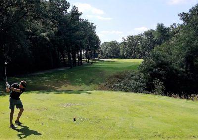 Geneva National Golf Resort Palmer Course Hole 14 Tee