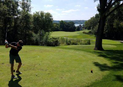 Geneva National Golf Resort Palmer Course Hole 15 Tee