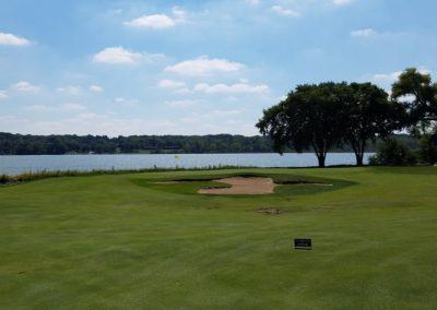 Geneva National Golf Resort Palmer Course Hole 17 Green Complex