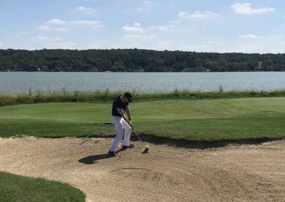 Geneva National Golf Resort Palmer Course Hole 17 Jason Bunker