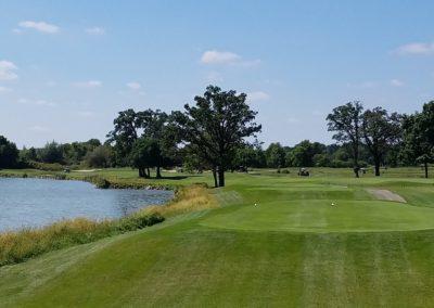 Geneva National Golf Resort Palmer Course Hole 17 Tee