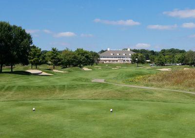 Geneva National Golf Resort Palmer Course Hole 18 Tee