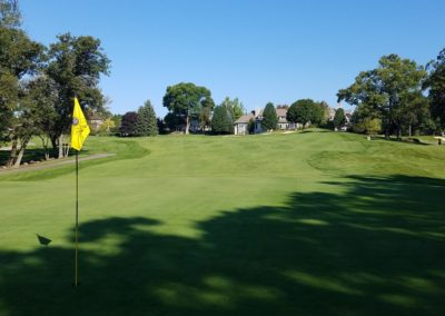 Geneva National Golf Resort Palmer Course Hole 2 Green