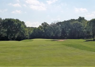 Geneva National Golf Resort Palmer Course Hole 5 Approach