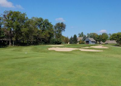 Geneva National Golf Resort Palmer Course Hole 7 Green
