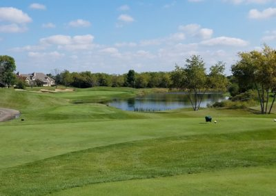 Geneva National Golf Resort Palmer Course Hole 8 Par 3 Tee