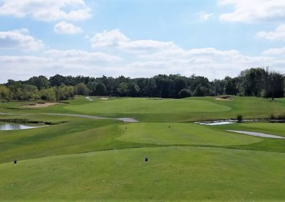 Geneva National Golf Resort Palmer Course Hole 9 Tee