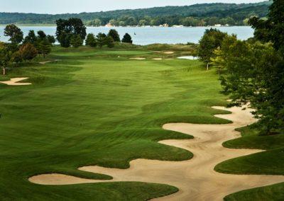 Geneva National Golf Resort Player Course Hole 1 Fairway